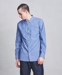 UASB 鉛筆條紋襯衫