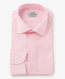 UDET 紗羅糖果色條紋襯衫