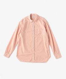 USCM 素色套染襯衫