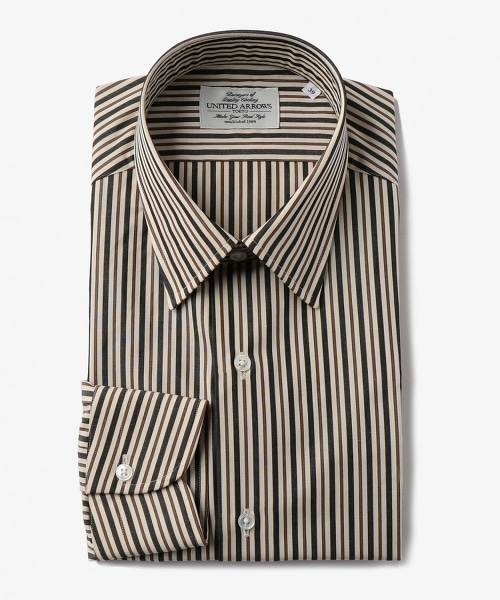 UADT 相間條紋標準領襯衫