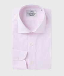 UDET 學生布溫莎領粉色襯衫