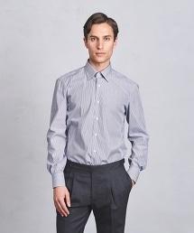 <ERRICO FORMICOLA> LON/ST WD 條紋襯衫