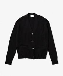 USCM 中目編織針織開襟衫