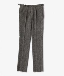<SOVEREIGN>  粗花呢錐形西裝褲