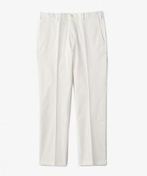 USBS 棉質混紡聚酯纖維錐形褲