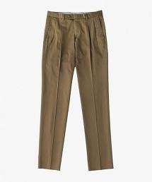 USET WASH 2P 水洗錐形CHINO褲