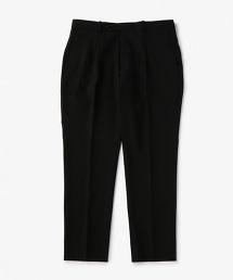 USCM WL/PPLN 單褶錐形七分西裝褲