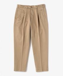 UASB 棉質雙褶寬褲