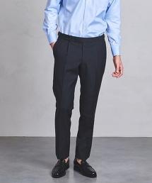UADT 側邊調整帶 單褶西裝褲