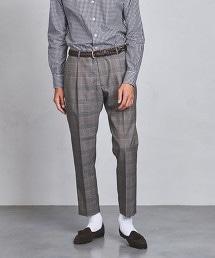 UAST 格紋 1P 長褲