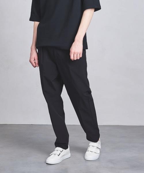 <CELLAR DOOR> TECH 2IN PLT 雙褶褲