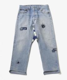【特別訂製】<ATELIER & REPAIRS> 501褲型丹寧褲