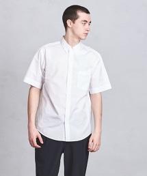 UAST 短袖扣領襯衫