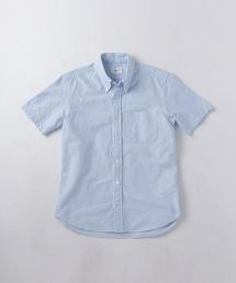 UAS 牛津布扣領短袖襯衫