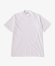 UAST HI-TWIST MOCK/N TEE 棉質微高領T恤
