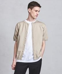 UAST LI/PE 圓領 對襟外套 短袖