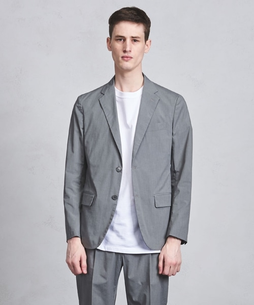 UASB 都會 平織 2B 雙釦西裝外套