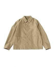 UAST 厚棉(MOLESKIN) 工裝外套