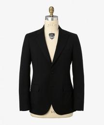 【預購】UDET  馬海毛劍領單排雙釦西裝外套†