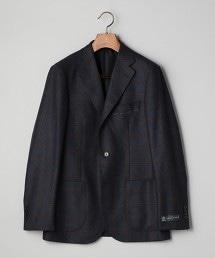 UADT 綾織 窗型格紋 3B 西裝外套