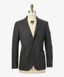 UDET 蜂巢平織布 3B 西裝外套
