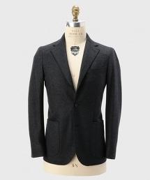UDET 羊毛平織布舒適西裝外套 3B