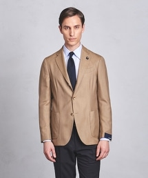 <LARDINI> EASY MATBEGE 3B 單排三釦西裝外套