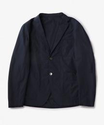 USCM 純棉藏青襯衫外套
