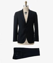 UDET 窗格暗紋單排三釦舒適西裝套裝