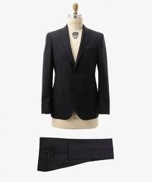 ◎UDET 羊毛馬海毛輕薄單排雙釦西裝套裝