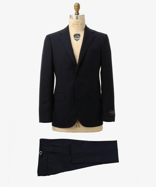 UDET 3PLY 單排三釦藏青西裝套裝