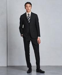 UADT VBC 深綠色斜紋布單排三釦舒適西裝