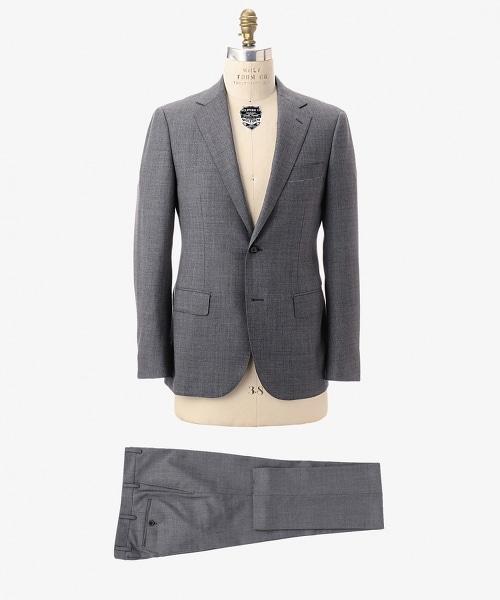 UADT 單排雙釦西裝套裝(雪克斯金細呢)