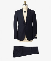 UADT 嗶嘰單排雙釦舒適西裝套裝
