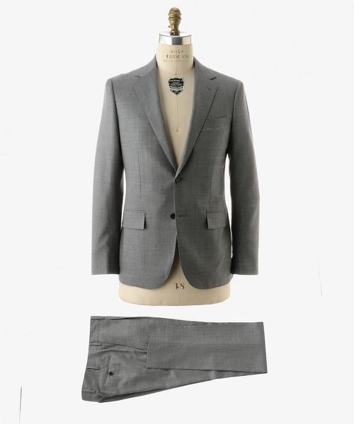 UADT 雪克斯金細呢單排雙釦舒適西裝