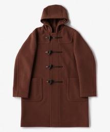 UASB 莫爾敦呢粗呢大衣