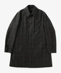 UDET 傑尼亞(Zegna)羊毛束帶巴爾瑪肯大衣(Soutien collar coat)†