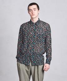 <mando> FLOWER PRINT SH 襯衫