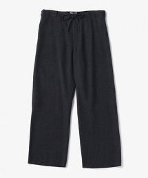 <AURALEE> EASY PANTS