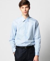 BY Dress 素面藍色標準類西裝襯衫