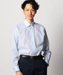 BY Dress  藍色細條紋禮服襯衫
