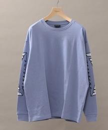 【特別訂製】 <THRASHER> LOGO LS TEE/T恤