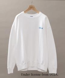 【特別訂製】 <UCLA> BEAR C/N/衛衣