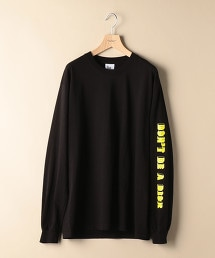 <VIRGIL NORMAL> TAPE MINDED L/TEE/T恤