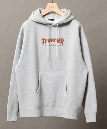 【特別訂製商品】 <THRASHER> SWEAT PARKA/連帽T恤