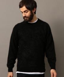 BY 喀什米爾羊毛蓬鬆針織衫 -MADE IN JAPAN-