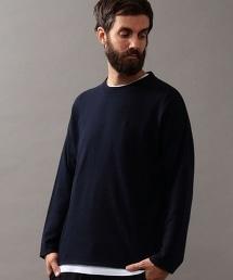 BY ∴ 輕柔羊毛寬版針織衫 -MADE IN JAPAN-