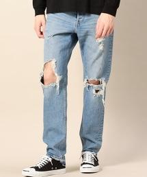 BY 塑形緊身丹寧牛仔褲 -MADE IN JAPAN-