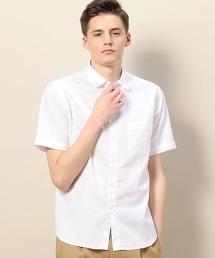 BY 牛津紡短袖襯衫