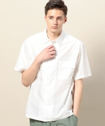 BY 棉質萊賽爾纖維寬版襯衫